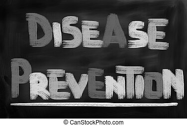 Disease Prevention Concept