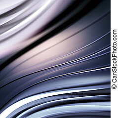 disegno colore, fondo, metallico