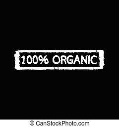 disegno, organico, naturale, illustrazione, icona