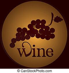 disegno, vino