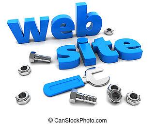 disegno web, luogo