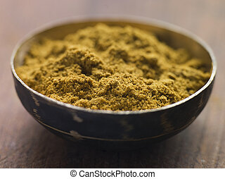 Dish of Ground Cumin