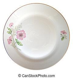 Dish - Isolated dish
