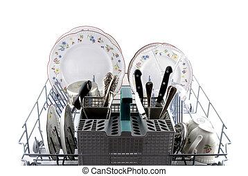 dish-washer