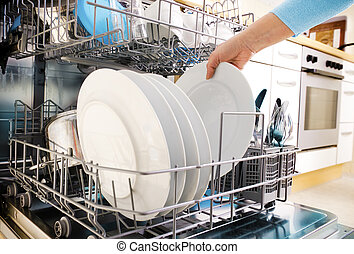 dishwashing