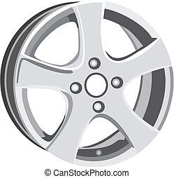 disk of car