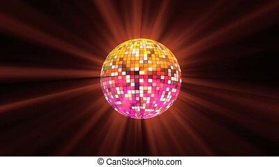 disko ball sexy