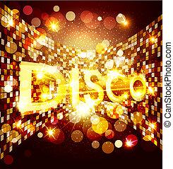 Hintergrund disko geleistet tanzen boden hintergrund for Spiegel hintergrund
