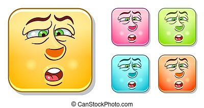 Dislike Emoticons Collection