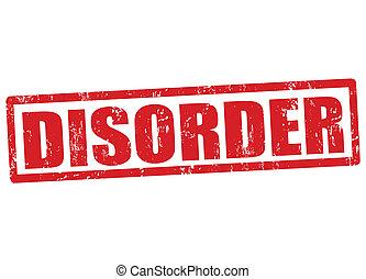 Disorder stamp