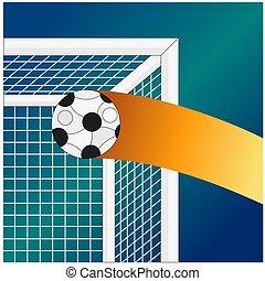 disparar, meta futebol americano