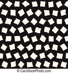 dispersado, resumen, shapes., pattern., seamless, vector,...