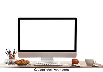 display., computer