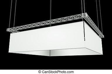 display, hangend