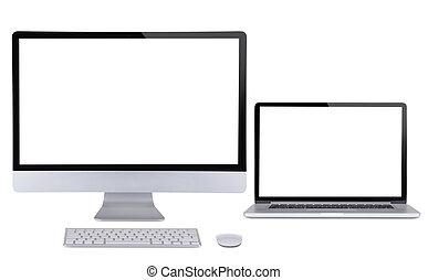 display., informatique