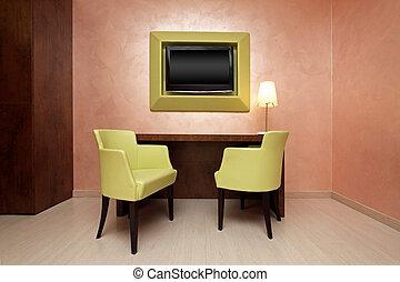 Display interior