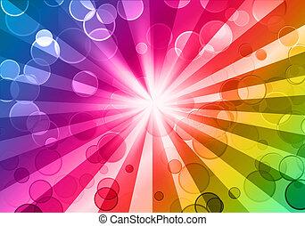 disponible, colorido, -, plano de fondo, noche, imágenes, ...