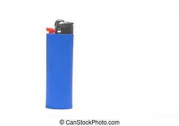Disposable Cigarette Lighter - Anti-Smoking or Arson Concept...