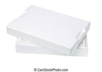 Styrofoam Packing Box