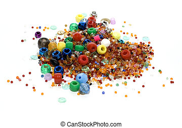 Disposit of the beads