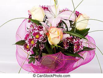 disposizione floral