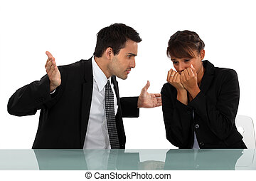 Disputes at work