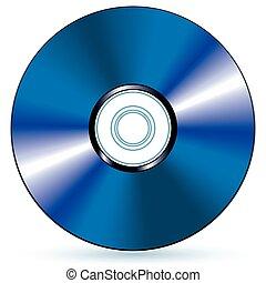 disque, blu-ray
