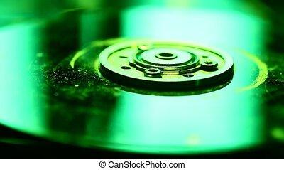 disque, dvd