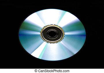 disque, polyvalent, numérique