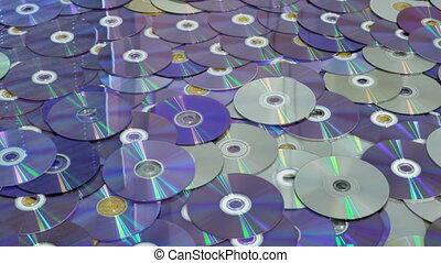 disques, cd, dvd, fond