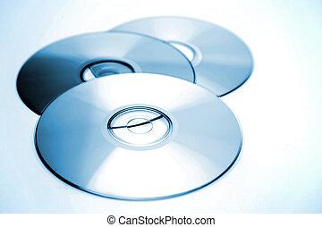 disques, compact