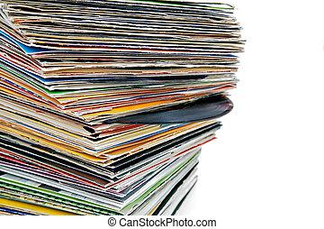 disques, vinyle
