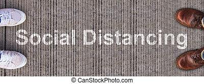 distancing, social