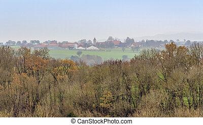 distant rural village