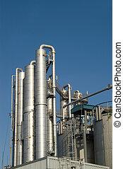 distillazione, colonne