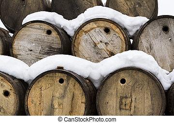 Distillery - Breckenridge distillery utilized traditional...