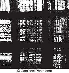 Distress Checkered Texture