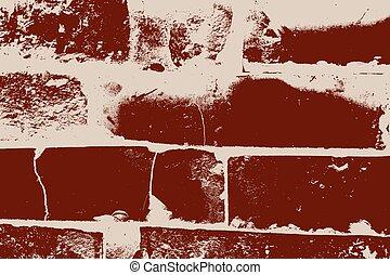 Distressed Brick Texture