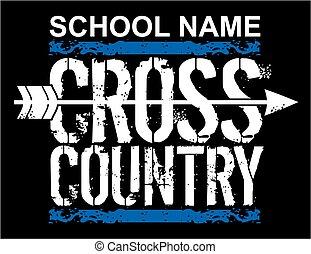 cross country team design