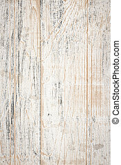 Distressed painted wood background - Background of...