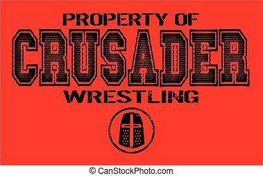 crusader wrestling