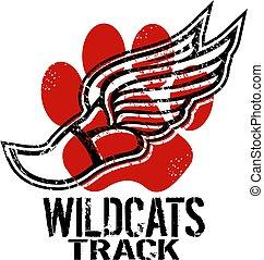 wildcats track