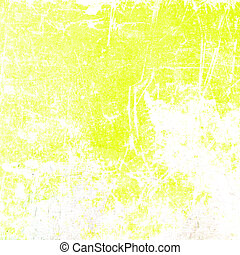 Distressed yellow background texture