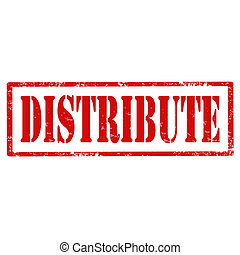 Distribute-stamp