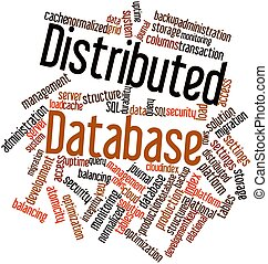 distributed, database