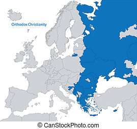 Eastern Orthodoxy in Europe - Distribution of Eastern...