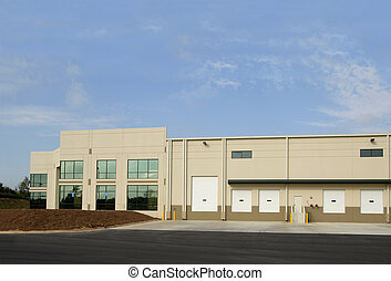 Distribution Warehouse - A new commercial warehouse for...