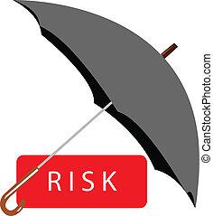 ditta assicurazione, logotipo
