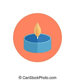 diva  flat color icon