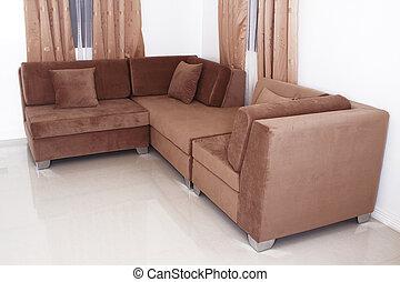 divano, l-shape